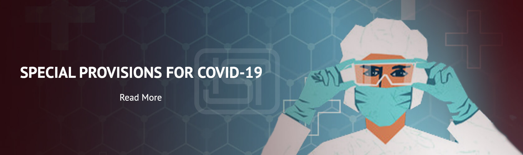 984924151Special Provisions for Covid-19